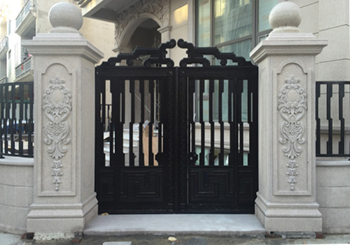別墅庭院門