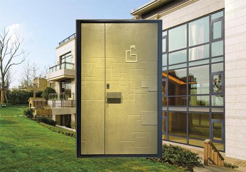 鋁門裝甲入戶門