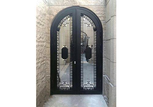 庭院鑄鋁門