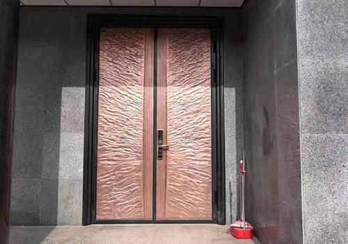 別墅鑄鋁大門