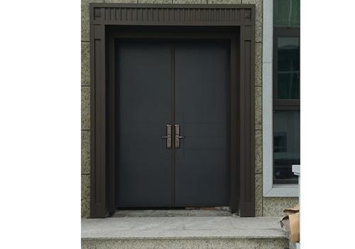 庭院铸铝大门