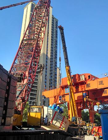 320吨履带吊出租