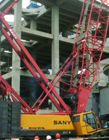 250吨履带吊出租