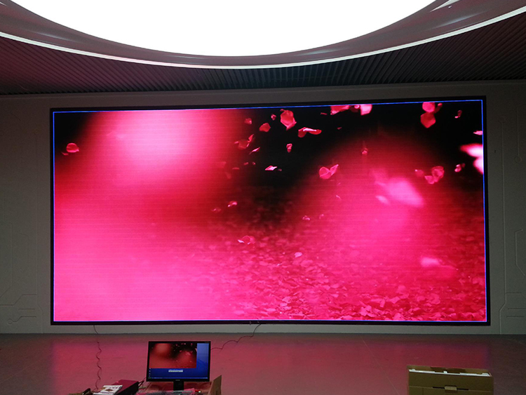 P1.875室内全彩LED显示屏