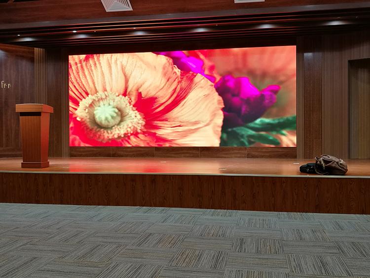 D2室内全彩LED显示屏