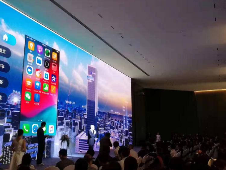洲明大型led显示屏