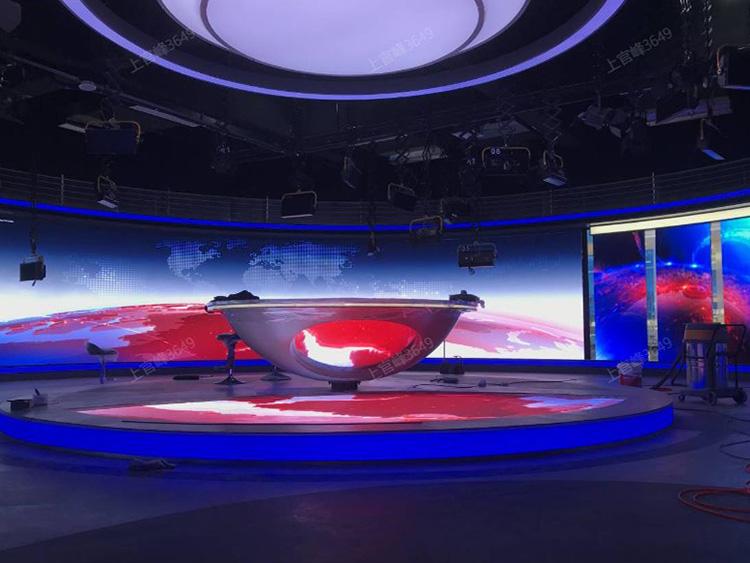余杭电视台(地砖屏P6)