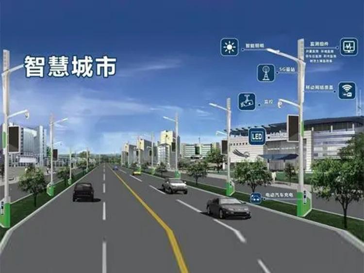 智慧灯杆在智慧交通上的六大应用场景