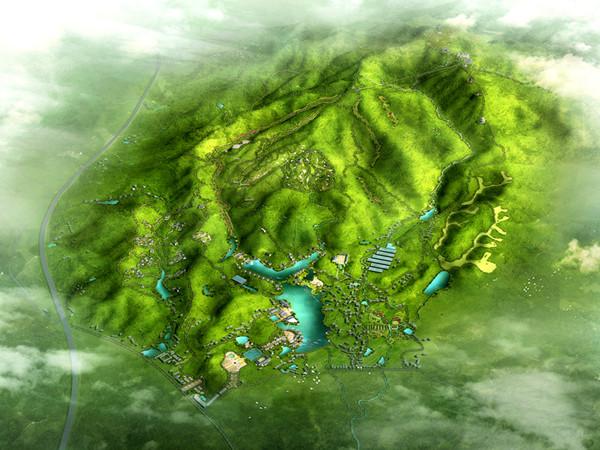 平江梧桐山旅游景区总体规划