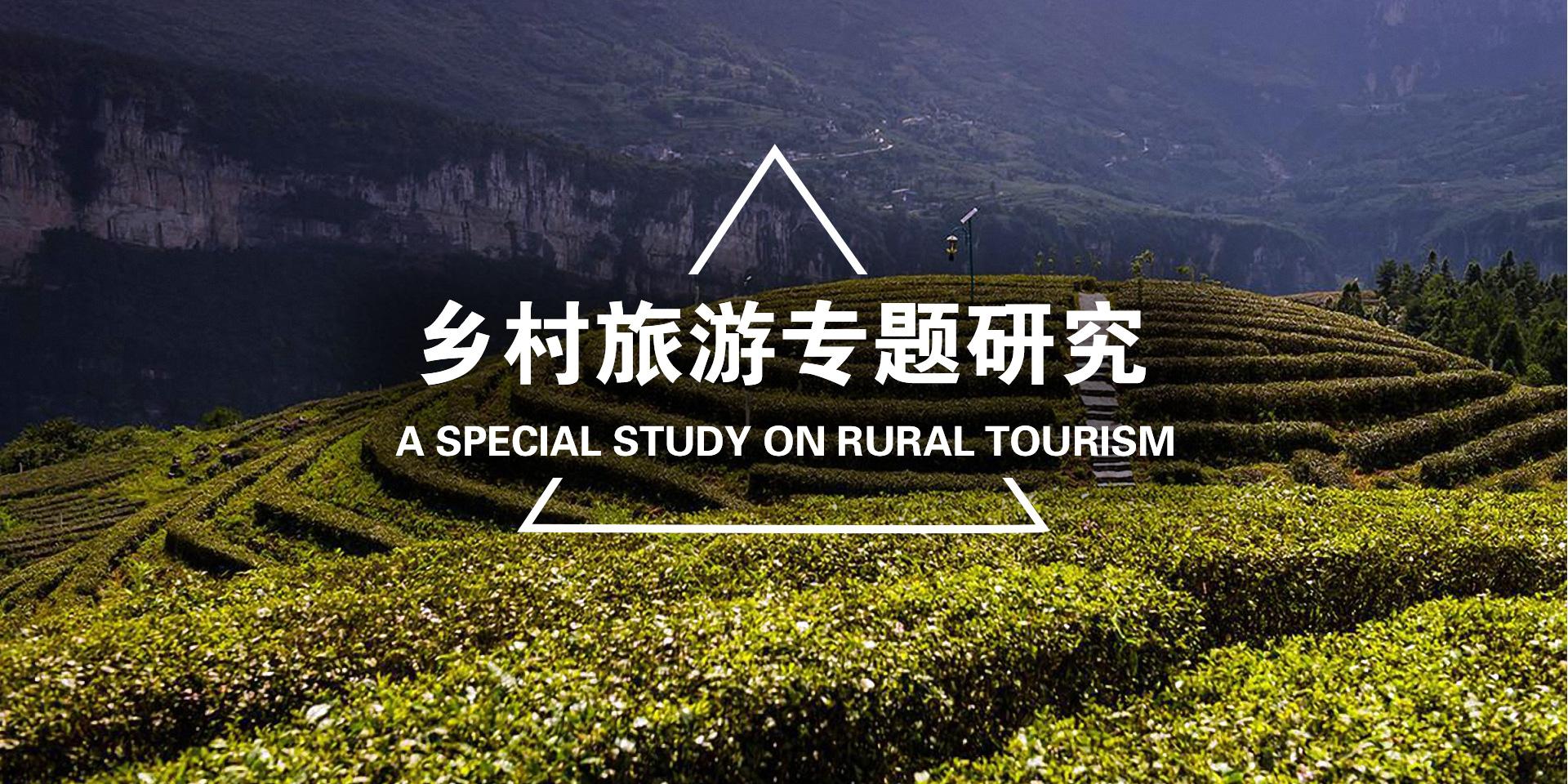 乡村旅游专题研究
