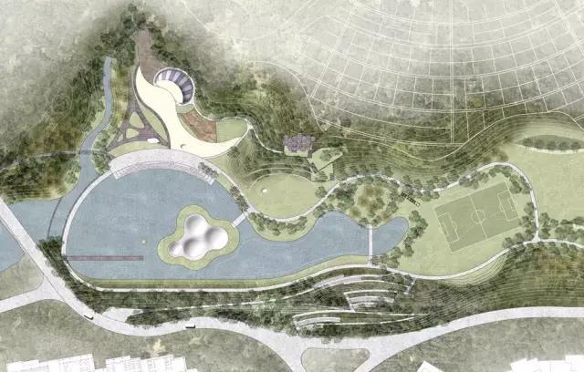 鲸奇谷主题乐园规划设计