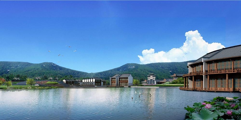 湖南中福在线度假区规划