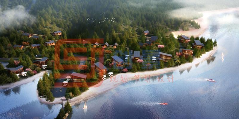 酒仙湖滨湖旅游度假规划设计