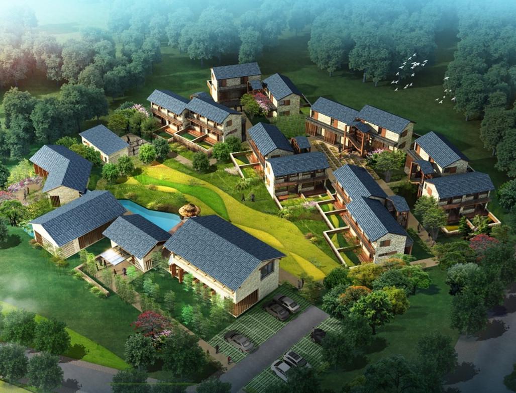 民宿酒店规划