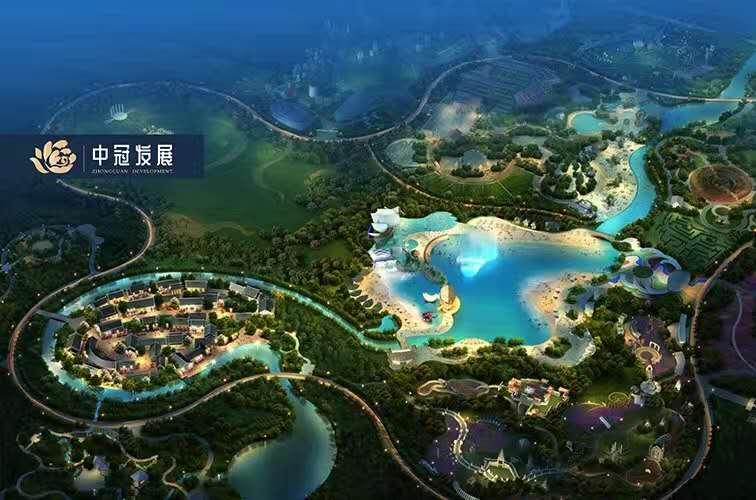西安中冠牡丹生态文化园休闲农业规划