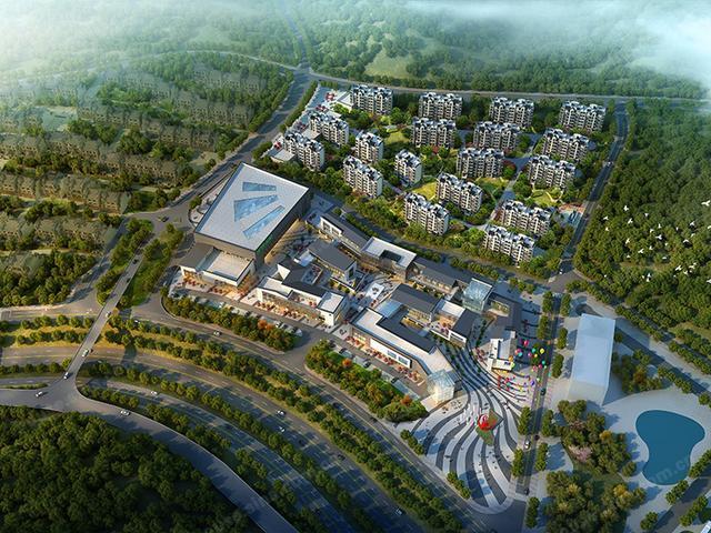 長沙縣潯龍河生態藝術小鎮規劃