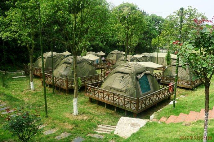 长沙慧润国际露营基地