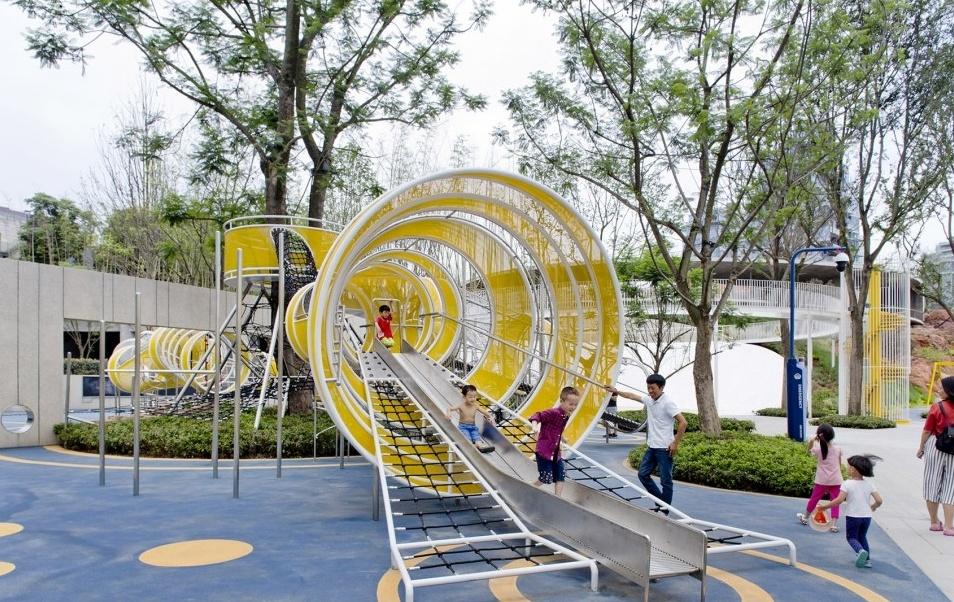 湖南亲子乐园规划