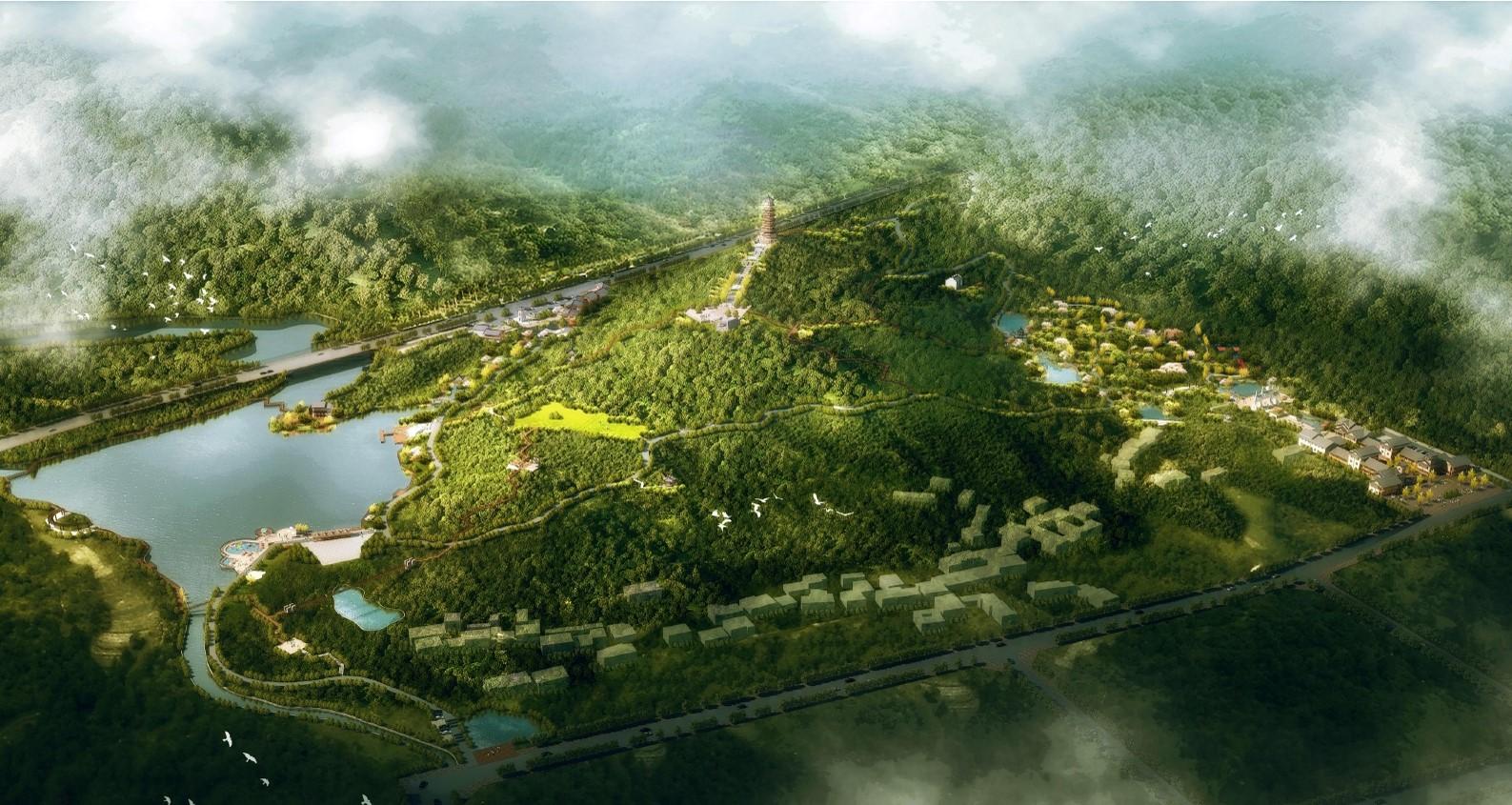 上栗栗江公园规划设计