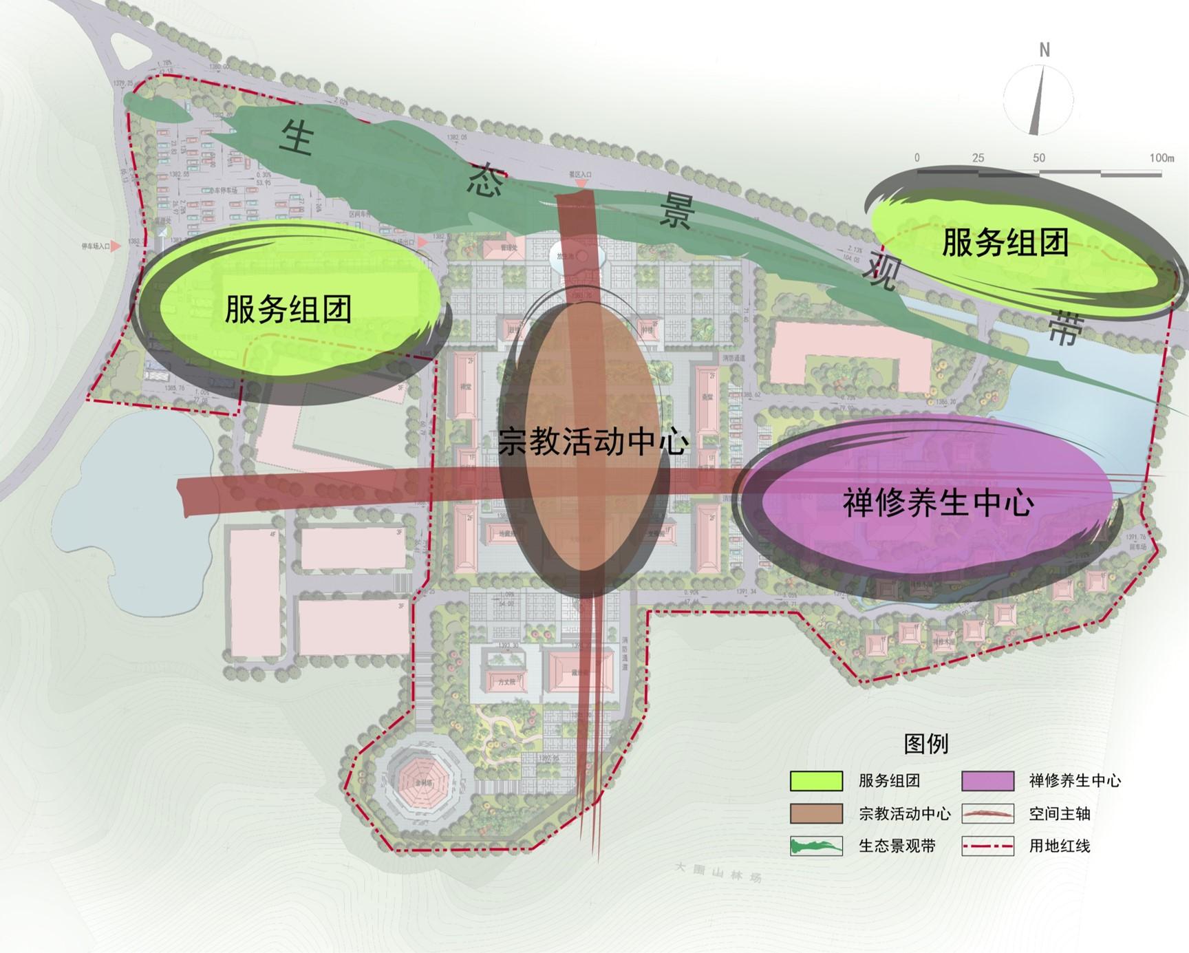 湖南建筑景观设计