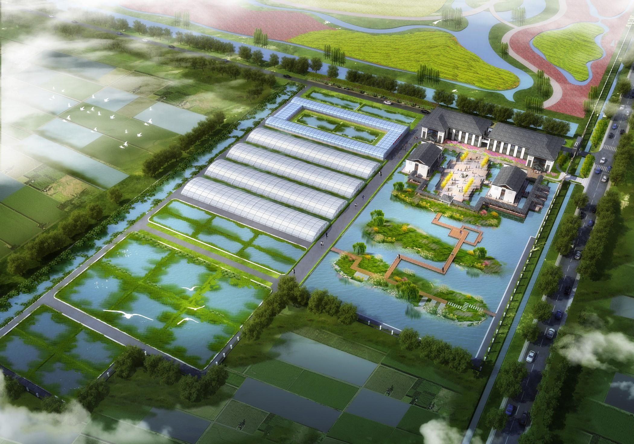 南县呈宝龟文化科普示范园概念规划