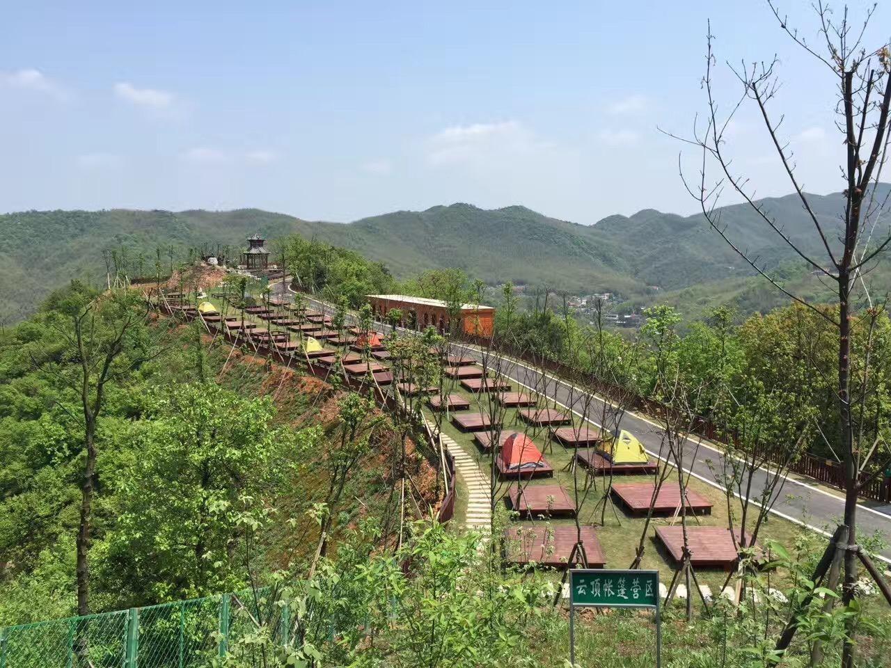 宁乡龙凤国际露营基地
