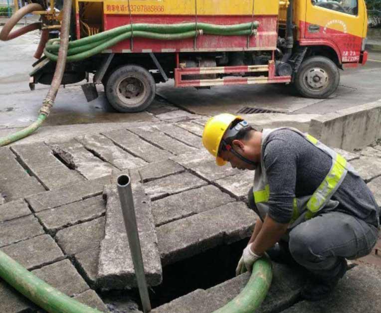 管道疏通维修