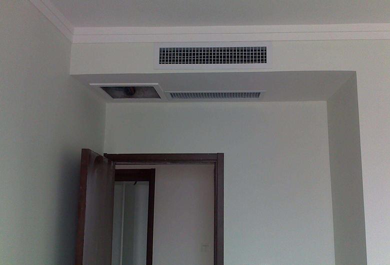 普通家用中央空调