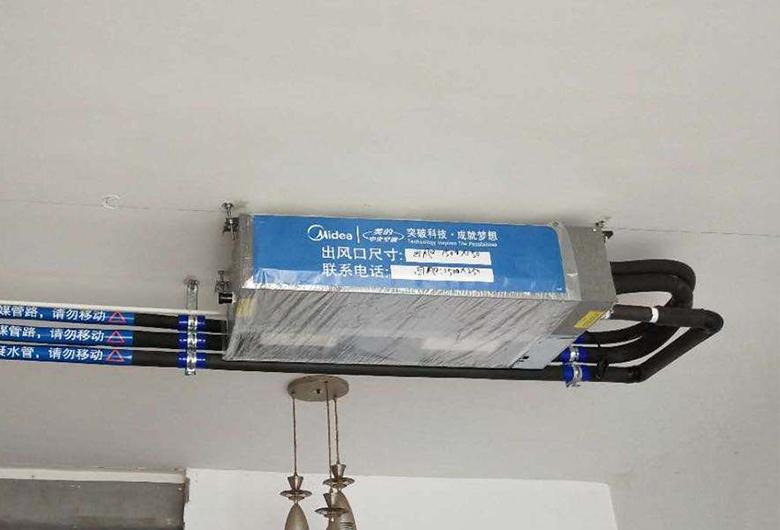 多联机在青岛中央空调系统中的作用是什么?
