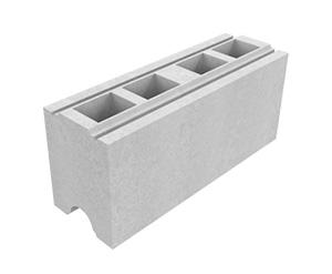 CT高精度脱硫石膏空心砌块装配式墙体