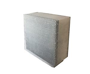 FS復合保溫免拆模板 芯材:XPS擠塑聚苯板