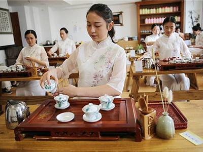 沈阳茶艺师培训