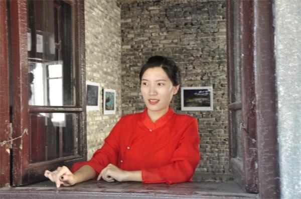 沈阳春雨茶艺培训的学员照片