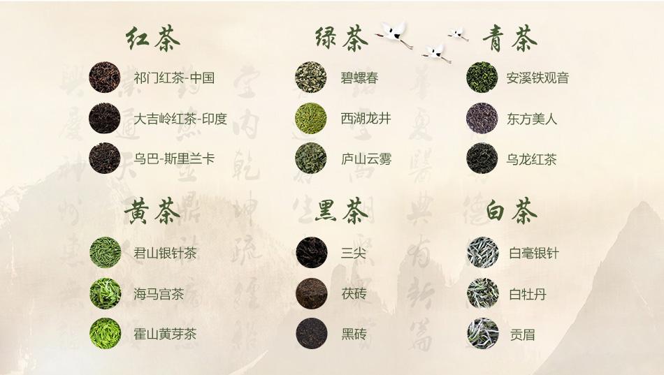 春雨茶学堂茶艺培训茶类鉴赏