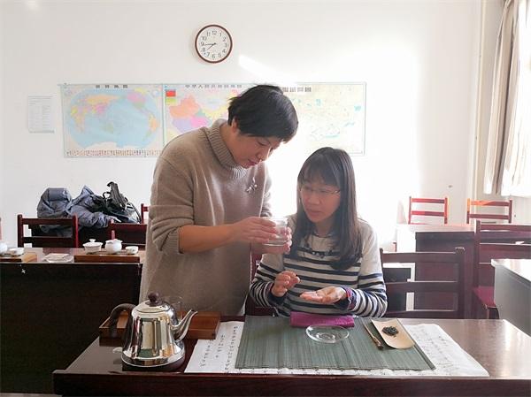 语均茶书院茶艺培训留学生培训