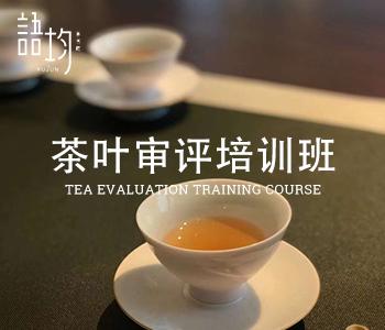 茶叶审评培训班