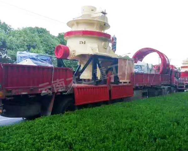 制砂机-缅甸工地
