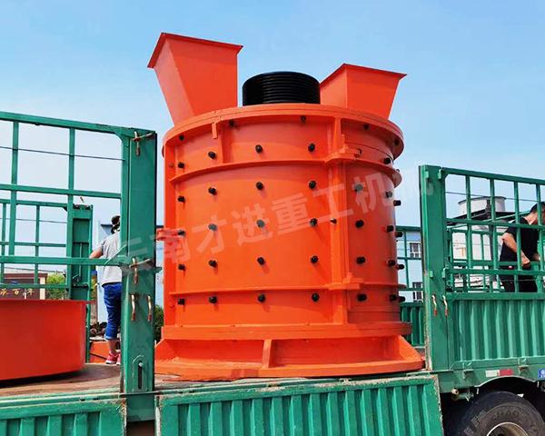 昆明立轴式制砂机设备