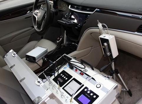 车内除甲醛设备
