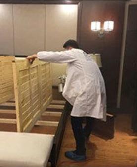 王總家別墅室內空氣治理