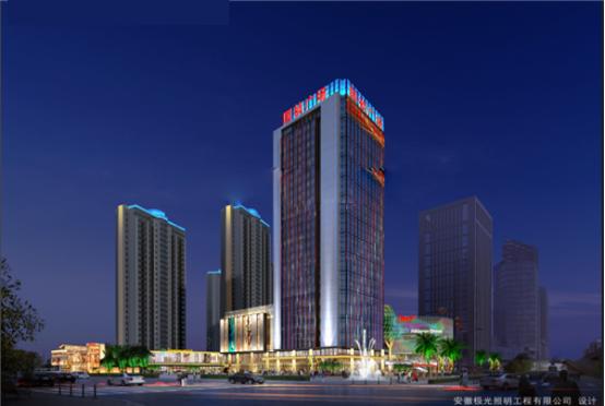 西安城市亮化公司