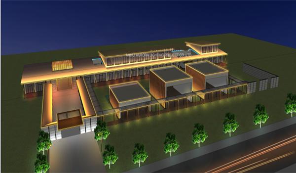 西安城市亮化工程