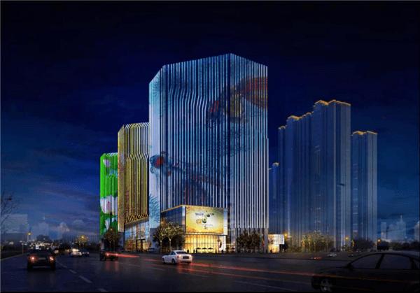 西安城市亮化规划
