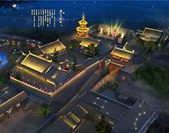 西安景观亮化工程