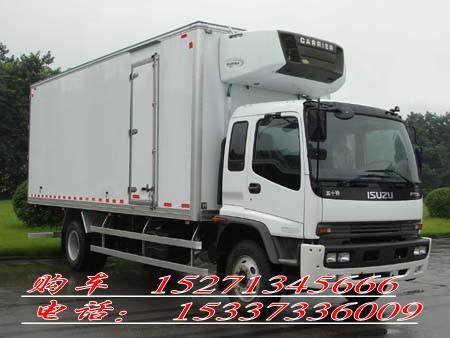 湖北程力冷藏车采用军工品质精心打造