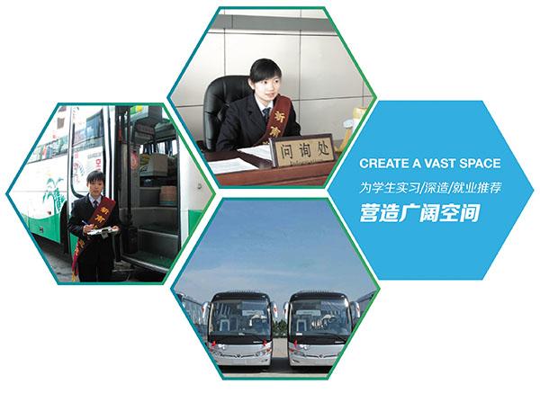 交通客运服务专业