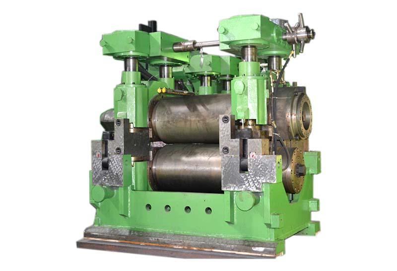 高效率 - 短应力轧机