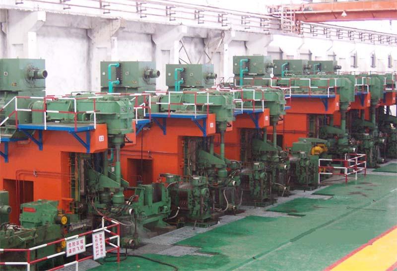 5-30万吨棒线材生产线、先进系列轧钢设备
