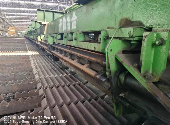 高速棒材生产线