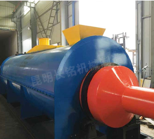 石英砂烘干机生产